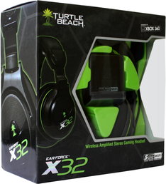 Turtle Beach X32 Wireless Xbox 360