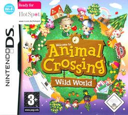 Animal Crossing: Wild World Nintendo DS