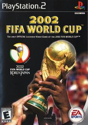 FIFA World Cup 2002 PS2