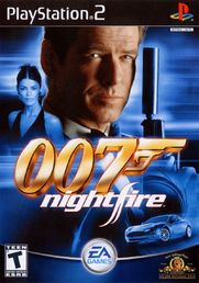 007: Nightfire PS2
