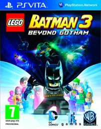 Lego Batman 3 - Beyond Gotham PS Vita