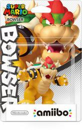 amiibo Super Mario Collection Bowser hahmo