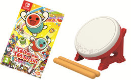 Taiko No Tatsujin: Drum n Fun Drum Bundle Switch