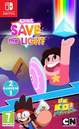 Steven Universe: Save the Light & OK K.O.! Lets Play Heroes  Switch