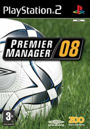 Premier Manager 08 PS2