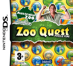 Zoo Quest Puzzle Fun! DS