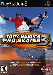 Tony Hawk´s Pro Skater 3 PS2
