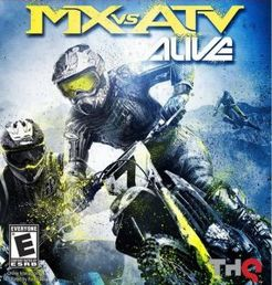 MX vs ATV: Alive Plus Supercross PS Vita