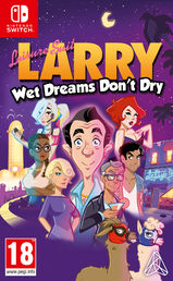 Leisure Suit Larry: Wet Dreams Don´t Dry Switch