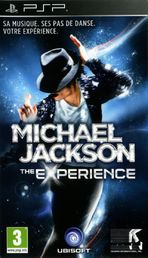 Michael Jackson The Experience PSP (käytetty)