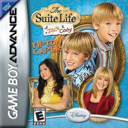 Suite Life of Zack & Cody GBA (käytetty)
