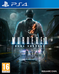 Murdered: Soul Suspect PS4