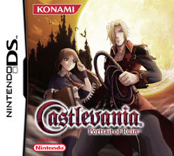 Castlevania: Portrait of Ruin Nintendo DS