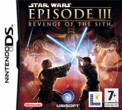 Star Wars Episode III: Revenge of the Sith DS