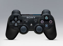 PS3 Controller Dualshock 3 Black (Second Hand)