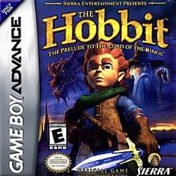 The Hobbit GBA