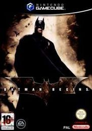 Batman Begins Gamecube