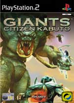 Giants: Citizen Kabuto PS2