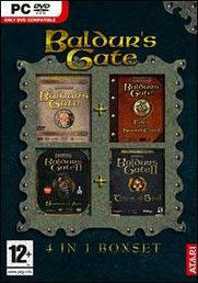 Baldur´s Gate Compilation (1+2+adds) PC