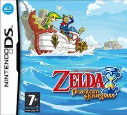 The Legend of Zelda: Phantom Hourglass Nintendo DS
