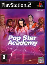 Pop Star Academy PS2