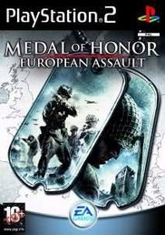 Medal Of Honor: European Assault PS2