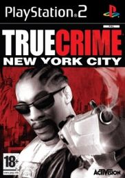 True Crime: New York City PS2