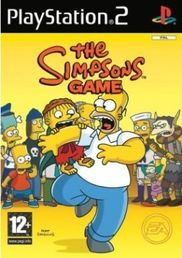The Simpsons PS2