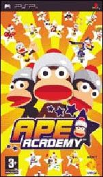 Ape Academy Essentials PSP