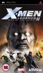 X-Men Legends 2: Rise of Apocalypse PSP