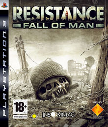 Resistance: Fall of Man Platinum PS3