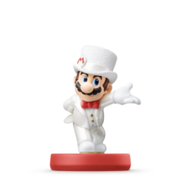 amiibo Mario (Wedding Suit) Super Mario Collection