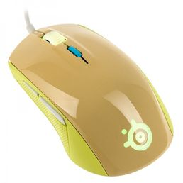 Steelseries Rival 100 Optical Mouse Green PC