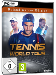Tennis World Tour Roland Garros Edition PC
