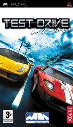 Test Drive Unlimited Essentials PSP
