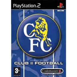Chelsea Club Football PS2