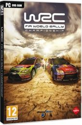 WRC FIA World Rally Championship PC
