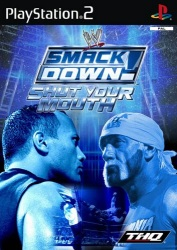 WWE Smackdown 4: Shut your mouth! Platinum