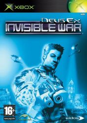 Deus Ex 2: Invisible War Xbox