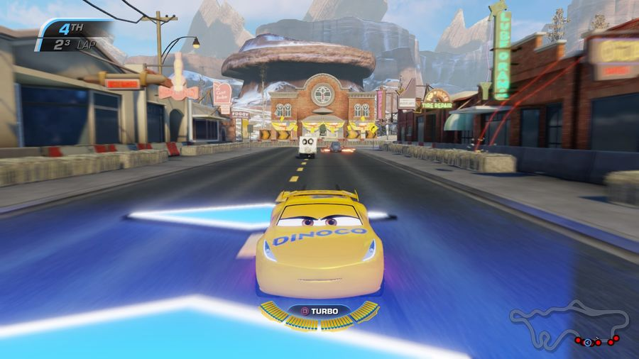 Cars 3 Driven To Win Wiiu Konsolinet