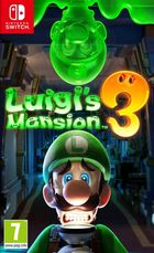 Luigis Mansion 3 Switch
