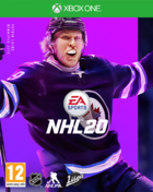 NHL 20 XBOX One Patrik Laine cover