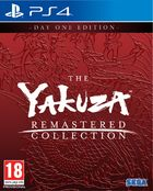 Yakuza Remastered Collection PS4 kansikuva