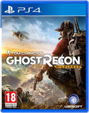 Tom Clancys Ghost Recon: Wildlands PS4 kansikuva