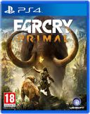 Far Cry Primal PS4 kansikuva
