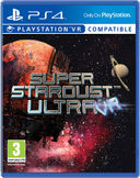 Super Stardust Ultra VR PS4 kansikuva