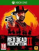 Red Dead Redemption 2 XBOX One kansikuva