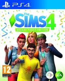 Sims 4 Deluxe Party Edition PS4 kansikuva
