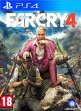 Far Cry 4 PS4 kansikuva