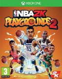 NBA 2K Playgrounds 2 Xbox One kansikuva